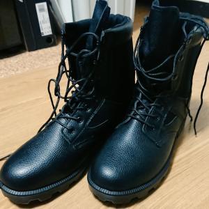 狩猟靴 -自衛隊半長靴レプリカー
