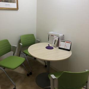 心斎橋院の診察室の模様替え