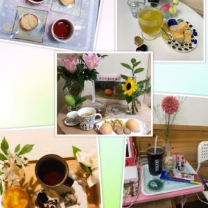【9月23日・秋分の日 20時半〜22時半】秋分のハルカ妖精茶会開きます!