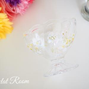 【生徒様作品】涼しげなデザートグラス♡