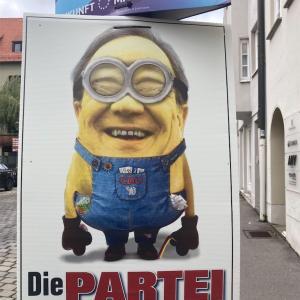 もうすぐ総選挙 in ドイツ