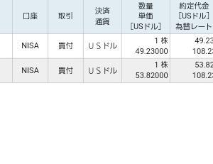 最近の取引内容と日本株について