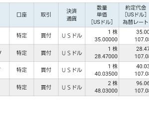 【取引】コツコツETF買い増しは着実に金持ちに近付いてる感が良い。