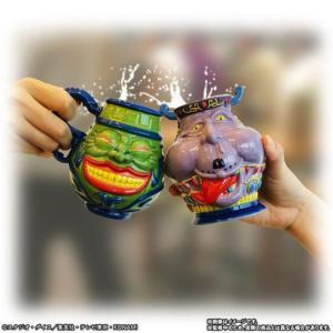 【予約解禁/めちゃめちゃ人気かと】強欲な壺マグカップ&貪欲な壺湯呑