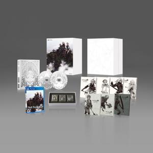 【4月17日13時~余剰在庫分の販売を先着順で受付再開】【限定版】『ニーア レプリカント ver.1.22474487139... White Snow Edition』