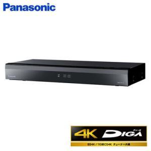 【楽天スーパーSELE/本日16時~半額へ/先着8名の争奪戦】パナソニック ブルーレイディスクレコーダー おうちクラウドディーガ 4Kチューナー内蔵モデル 1TB HDD DMR-4W100