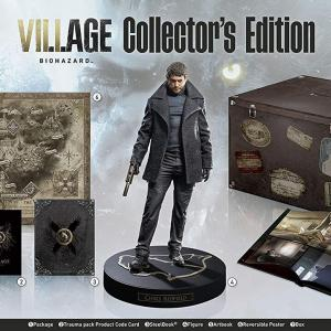 【Amazon予約解禁/PS4.PS5の2形態あり】BIOHAZARD VILLAGE Z Version COLLECTOR'S EDITION