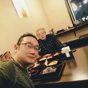 嶋田さん帰国&大阪訪問