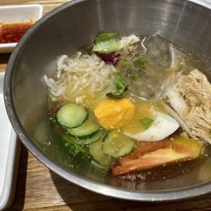 ランチは韓国料理❤