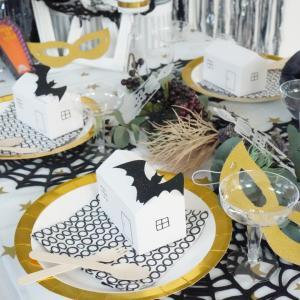 おうちパーティーをもっと気軽に♡  プチプラで叶うハロウィンテーブル