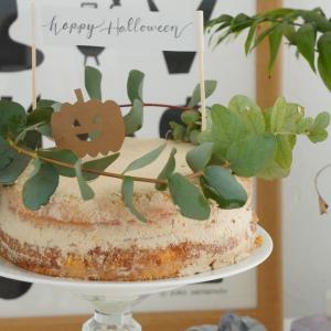 """市販のケーキで、ナッペなし、ぶきっちょさんでも作れる""""昭和じゃない""""ケーキ!"""