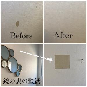 壁紙の移植手術!!!
