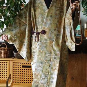 ■私の死装束を決めました と 二束三文の着物引き取り