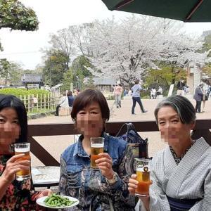 ■京都で桜 バー「K36」でほろ酔い と あれこれ