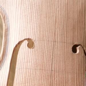 ヴァイオリン2制作 その3