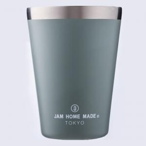 CUP COFFEE TUMBLER BOOK produced by JAM HOME MADE GRAY | ムック本付録 | カップコーヒータンブラー