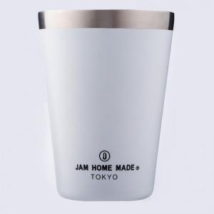 CUP COFFEE TUMBLER BOOK produced by JAM HOME MADE WHITE | ムック本付録 | カップコーヒータンブラー