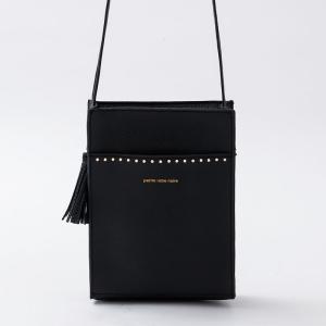 petite robe noire STUDS SHOULDER BAG BOOK | ムック本付録 | BOX型ショルダーバッグ