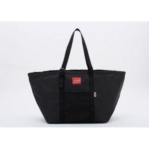 Manhattan Portage SPECIAL BOOK black ver. | ムック本付録 | BIGサイズ保冷バッグ