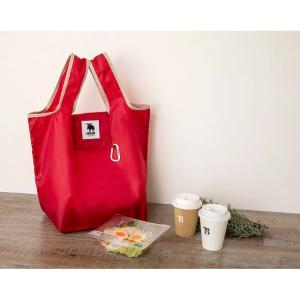 moz SHOPPING BAG BOOK RED ver.   ムック本付録   ショッピングバッグ