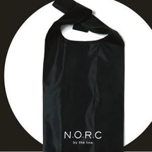 eclat(エクラ) 2021年 4月号 | 雑誌付録 | N.O.R.C 黒ショッパーBAG