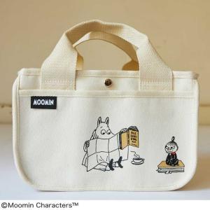 MOOMIN どこでも使える収納トートバッグ BOOK   ムック本付録   収納トートバッグ