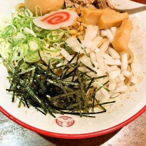 三田製麺所@秋葉原(油そば)
