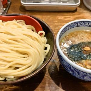 三田製麺所@御茶ノ水(背脂つけ麺)