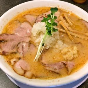 魁 肉盛りつけ麺 六代目けいすけ@湯島(肉そば味噌)