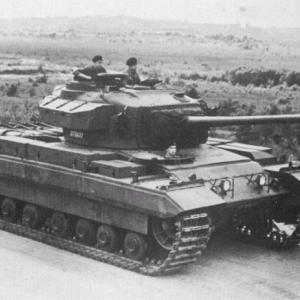 カーナーヴォン重戦車