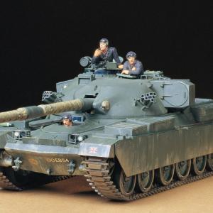 英国製戦車の防盾