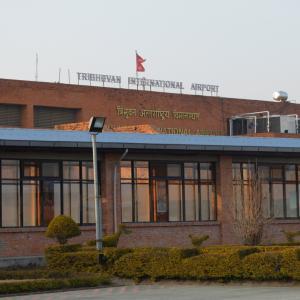 ネパール到着!