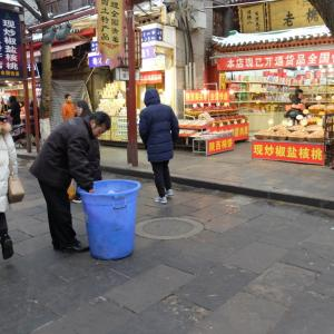 中国西安を歩いて感じたこと