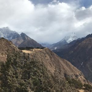 【トレッキング3日目】エベレストベースキャンプへの道