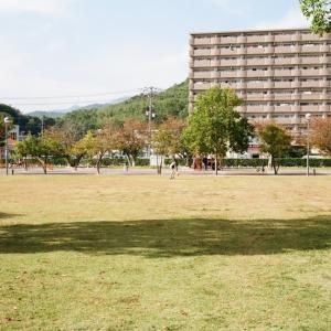 KONICA HEXARと山口の公園その2