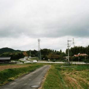 CONTAX G1と秋の風景