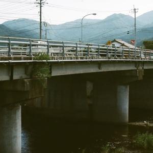 CONTAX G1と深川川とつきみ橋