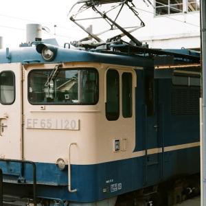 CONTAX G1とEF65系電気機関車