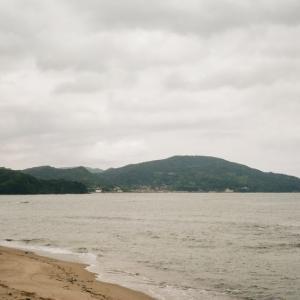 CONTAX TVSと向津具半島黄波戸のあたりと只の浜海岸