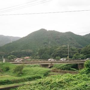 CONTAX TVSと国道の橋