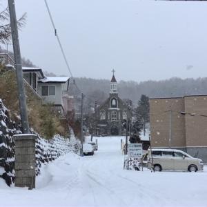 旅するニート – [小樽] –カトリック教会