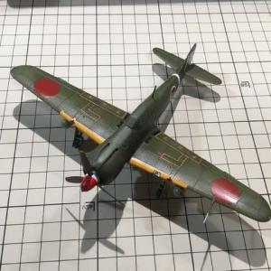 1/72 五式戦 /ファインモールド 製作(その6)