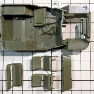 1/35 Jeep ウィリスMB 製作(その2)