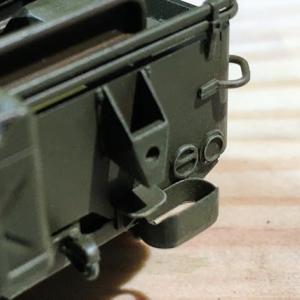 1/35 Jeep ウィリスMB 製作(その4)