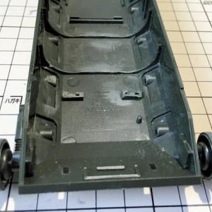 RC可動化 1/35 74式戦車 (その2)