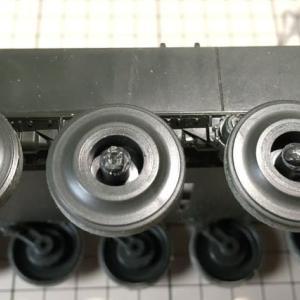 RC可動化 1/35 74式戦車 (その3)