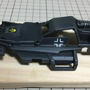 ミニ四駆 ホットショットJr.製作&RC化(その8 ・4輪独立懸架)