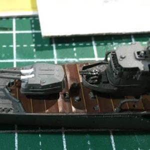1/700 タミヤ 日本海軍駆逐艦 島風 (その5)