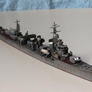 1/700 タミヤ 日本海軍駆逐艦 島風 (その6)