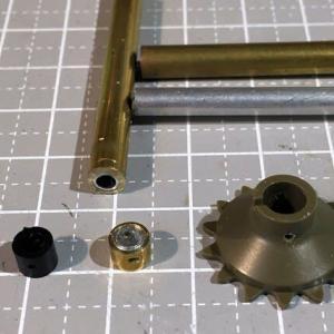 RC可動化 1/35 タミヤ T-72M1 製作(その2)